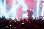One Republic in der Festhalle Bern am 19. Februar 2014. Bild: Manuel Lopez