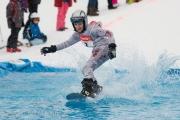 Die Kategorie Jugendliche, Snowboard gewann Reto Lüscher.