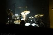 Linkin Park auf der Bühne am Greenfieldfestival in Interlaken.