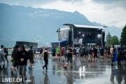 Sabaton am Greenfieldfestival in Interlaken.
