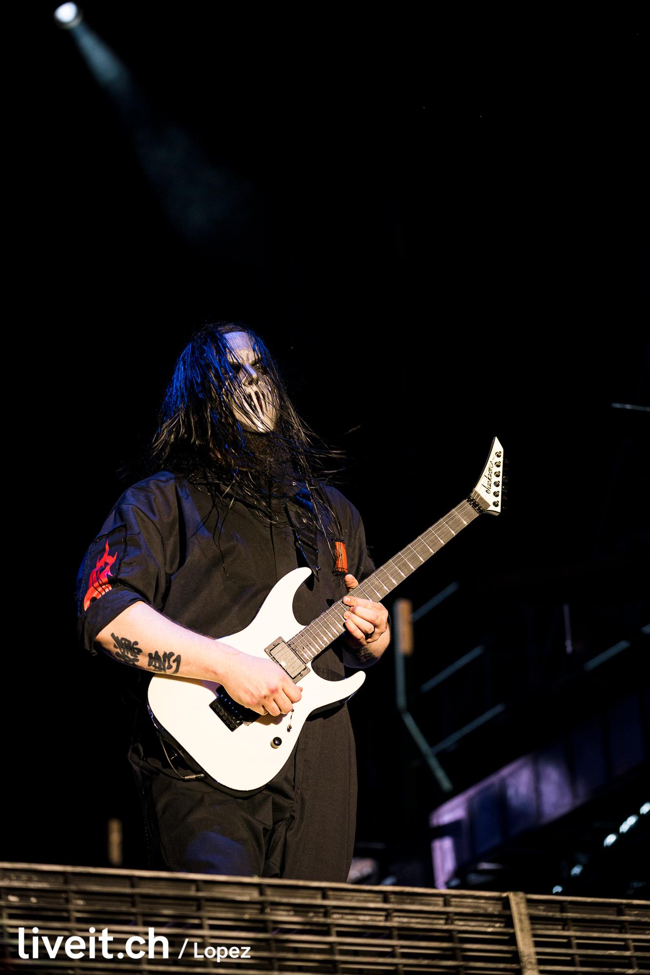SCHWEIZ GREENFIELD FESTIVAL 2019 Slipknot