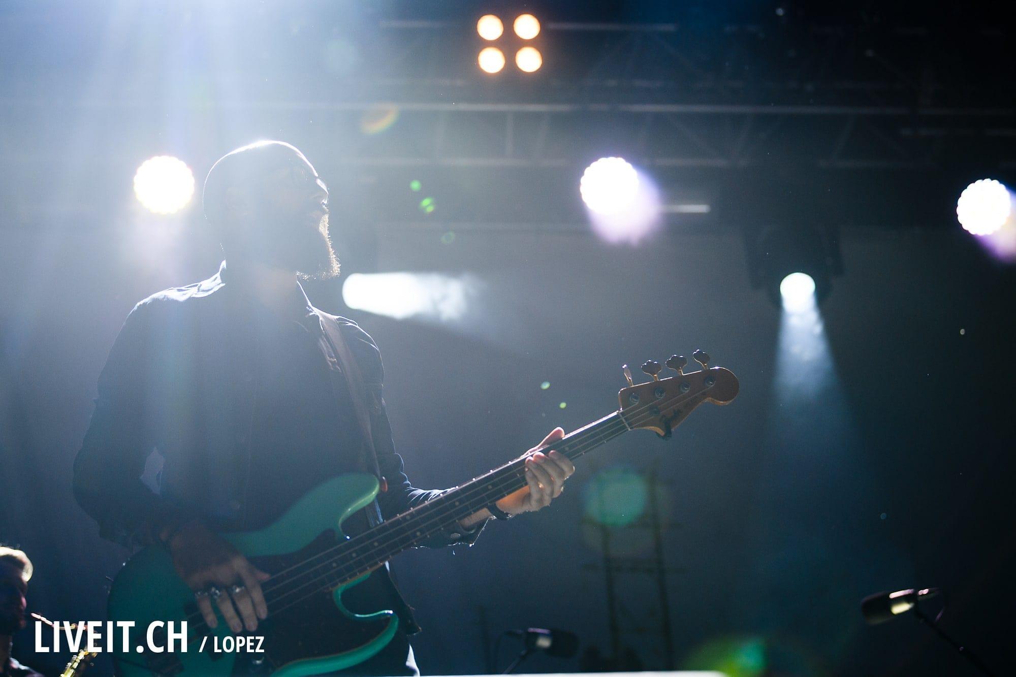 Bastian Baker am Stars of Sounds 2017