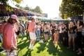 Hecht Guerillaaktion fotografiert am Gurtenfestival 2018 in Bern. (Pascale Amez for Gurtenfestival)