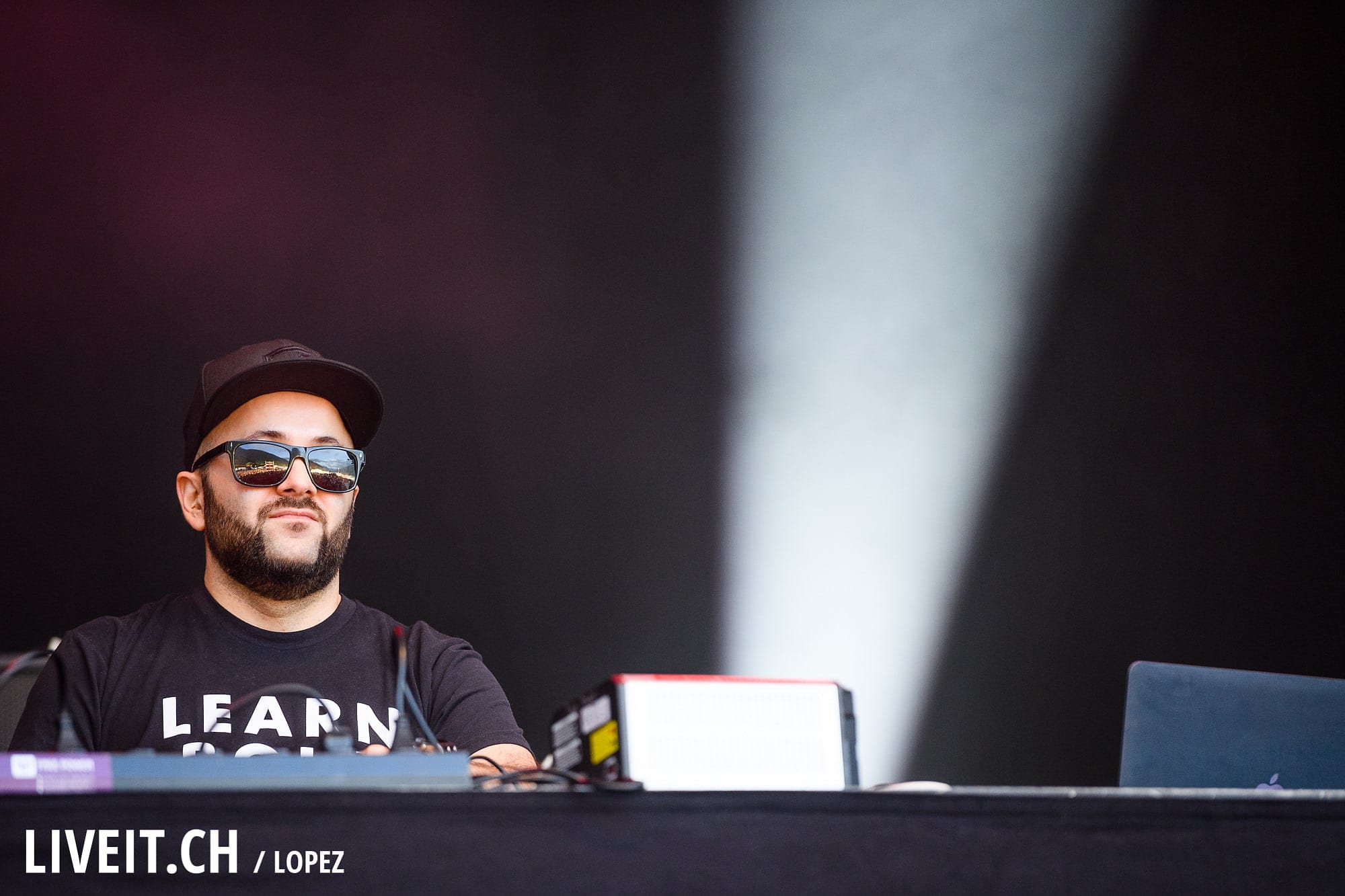 Gramatik an Open Air Gampel 2017