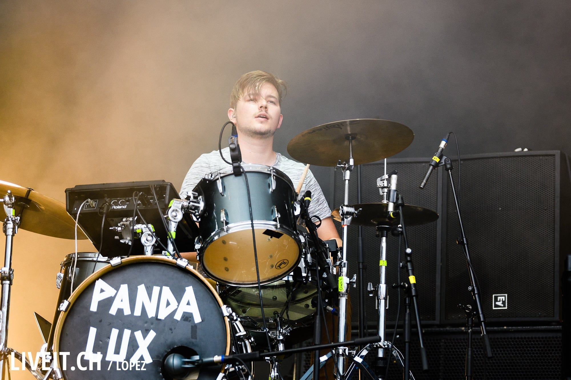 Panda Lux an Open Air Gampel 2017
