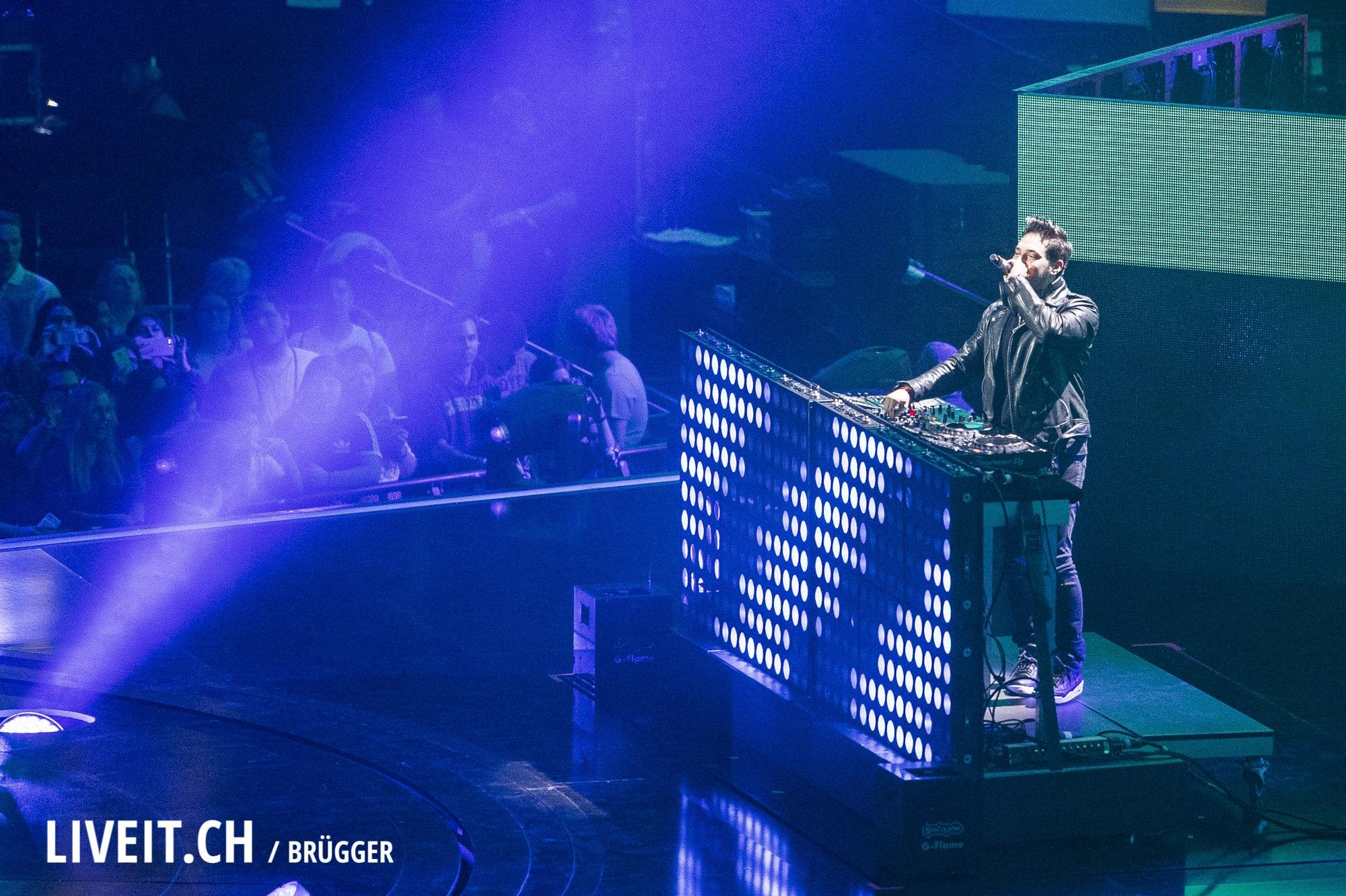 Jonas Blue an der Energy Star Night 2017