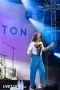 Alice Merton Gurtenfestival 2018 in Bern. (Dominic Bruegger for Gurtenfestival)