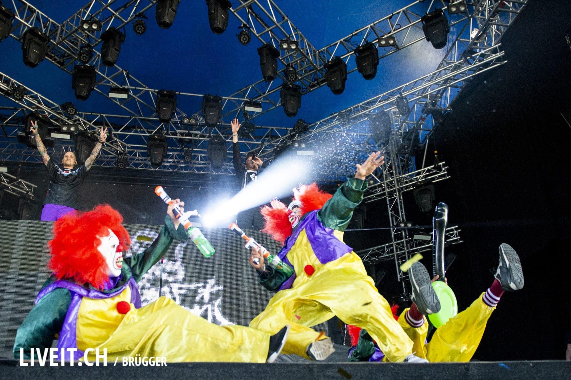 257ers Gurtenfestival 2018 in Bern. (Dominic Bruegger for Gurtenfestival)
