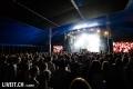 Hayden James fotografiert am Gurtenfestival 2018 in Bern. (Manuel Lopez for Gurtenfestival)