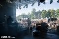 Tobias Carshey fotografiert am Gurtenfestival 2018 in Bern. (Manuel Lopez for Gurtenfestival)