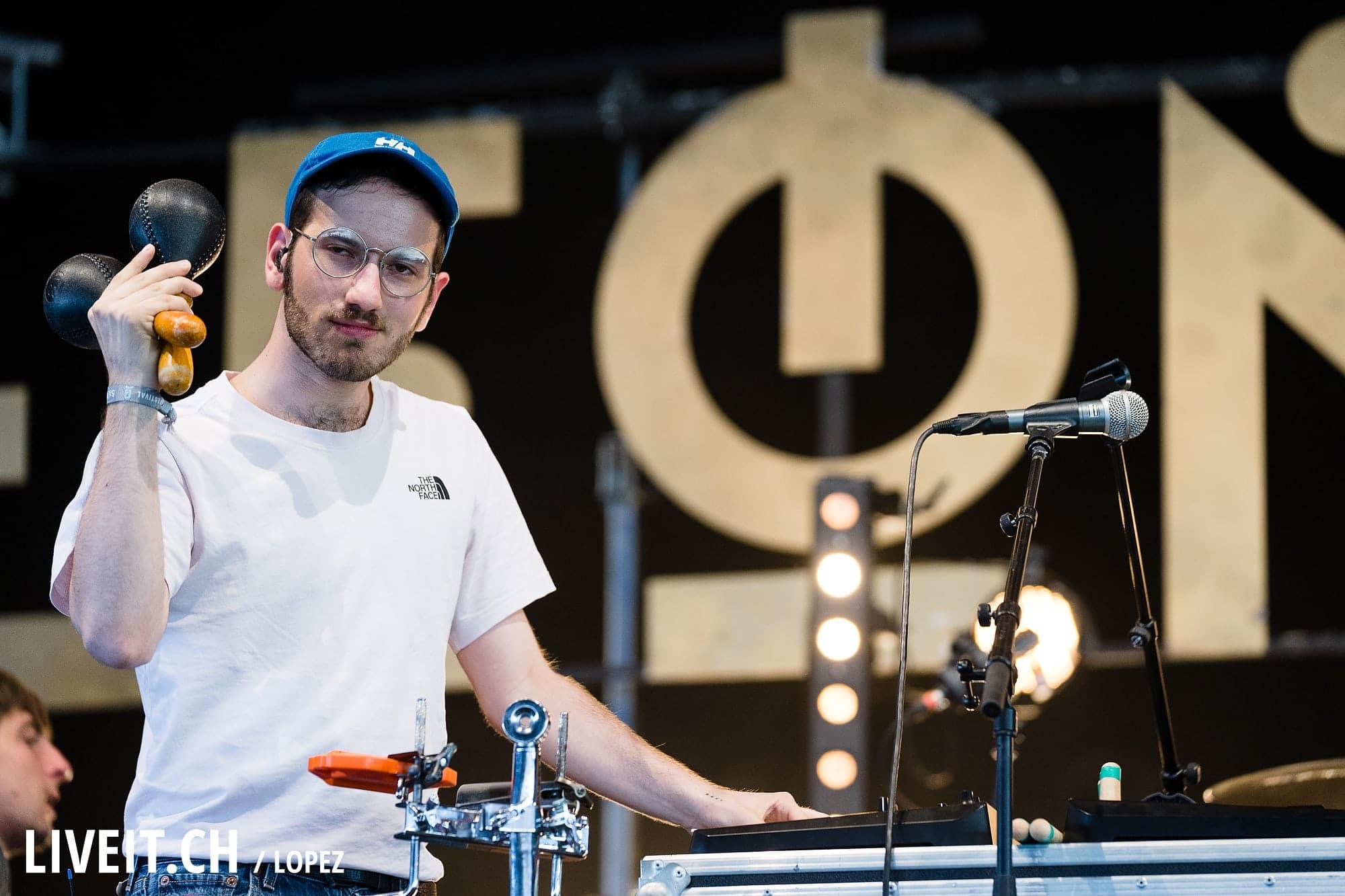 Leoniden fotografiert am Gurtenfestival 2018 in Bern. (Manuel Lopez for Gurtenfestival)