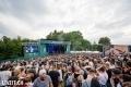 Stereo Luchs & The Scrucialists fotografiert am Gurtenfestival 2018 in Bern. (Manuel Lopez for Gurtenfestival)