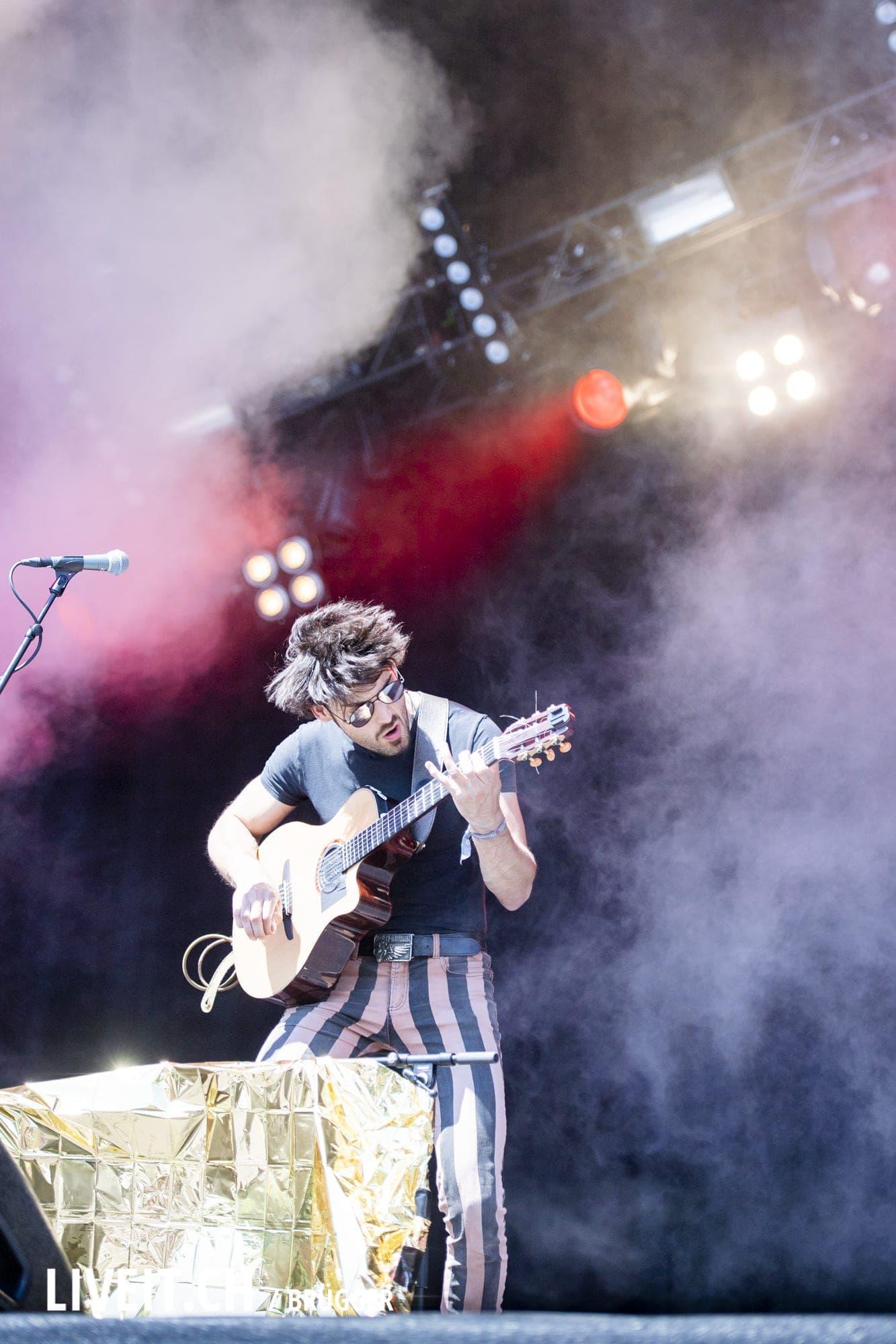 Opal Ocean Gurtenfestival 2018 in Bern. (Dominic Bruegger for Gurtenfestival)