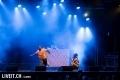 KT Gorique fotografiert am Gurtenfestival 2018 in Bern. (Manuel Lopez for Gurtenfestival)