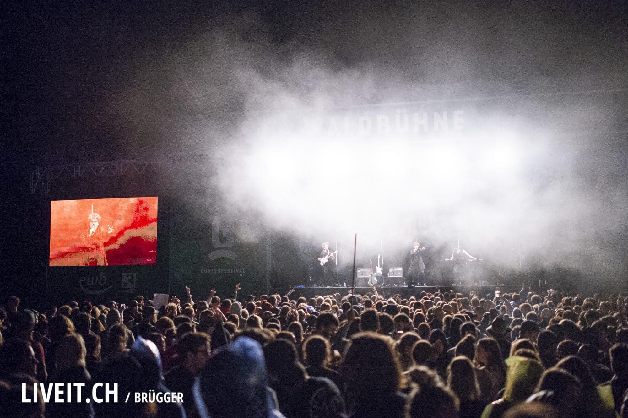 Crimer Gurtenfestival 2018 in Bern. (Dominic Bruegger for Gurtenfestival)