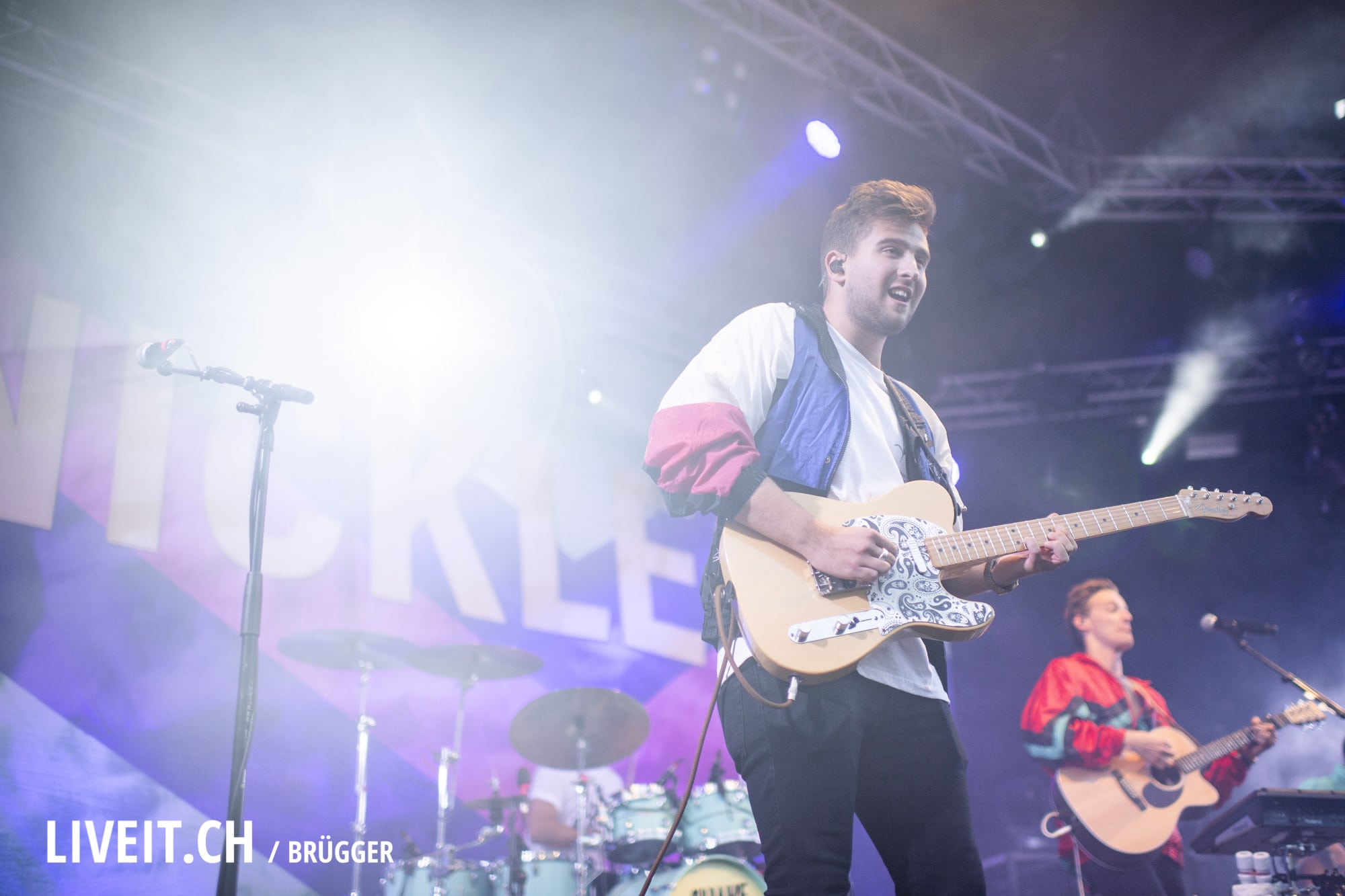 Nickless Thunfest 2018 in Thun. (Dominic Bruegger for liveit.ch)