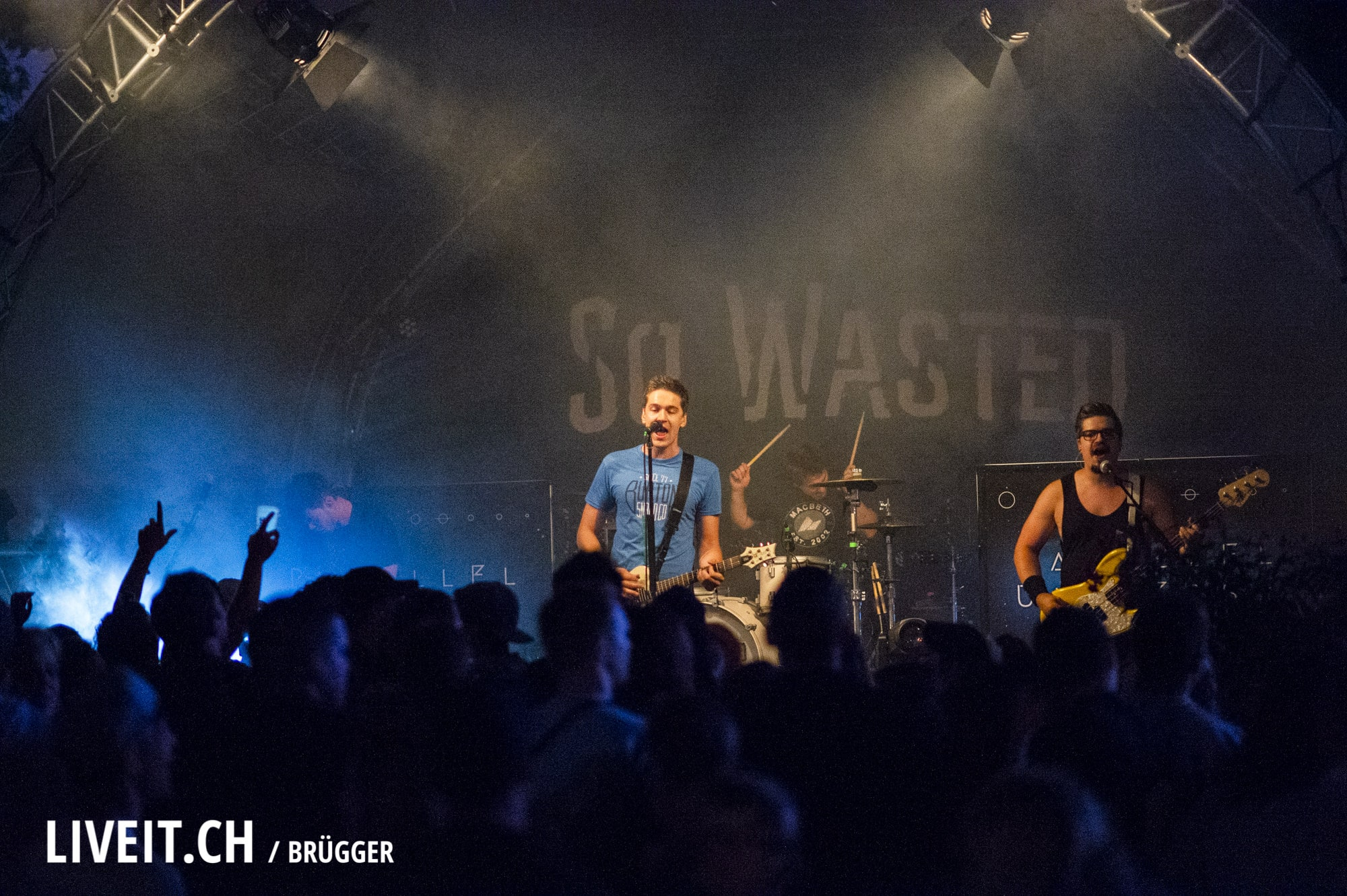 So Wasted Thunfest 2018 in Thun. (Dominic Bruegger for liveit.ch)