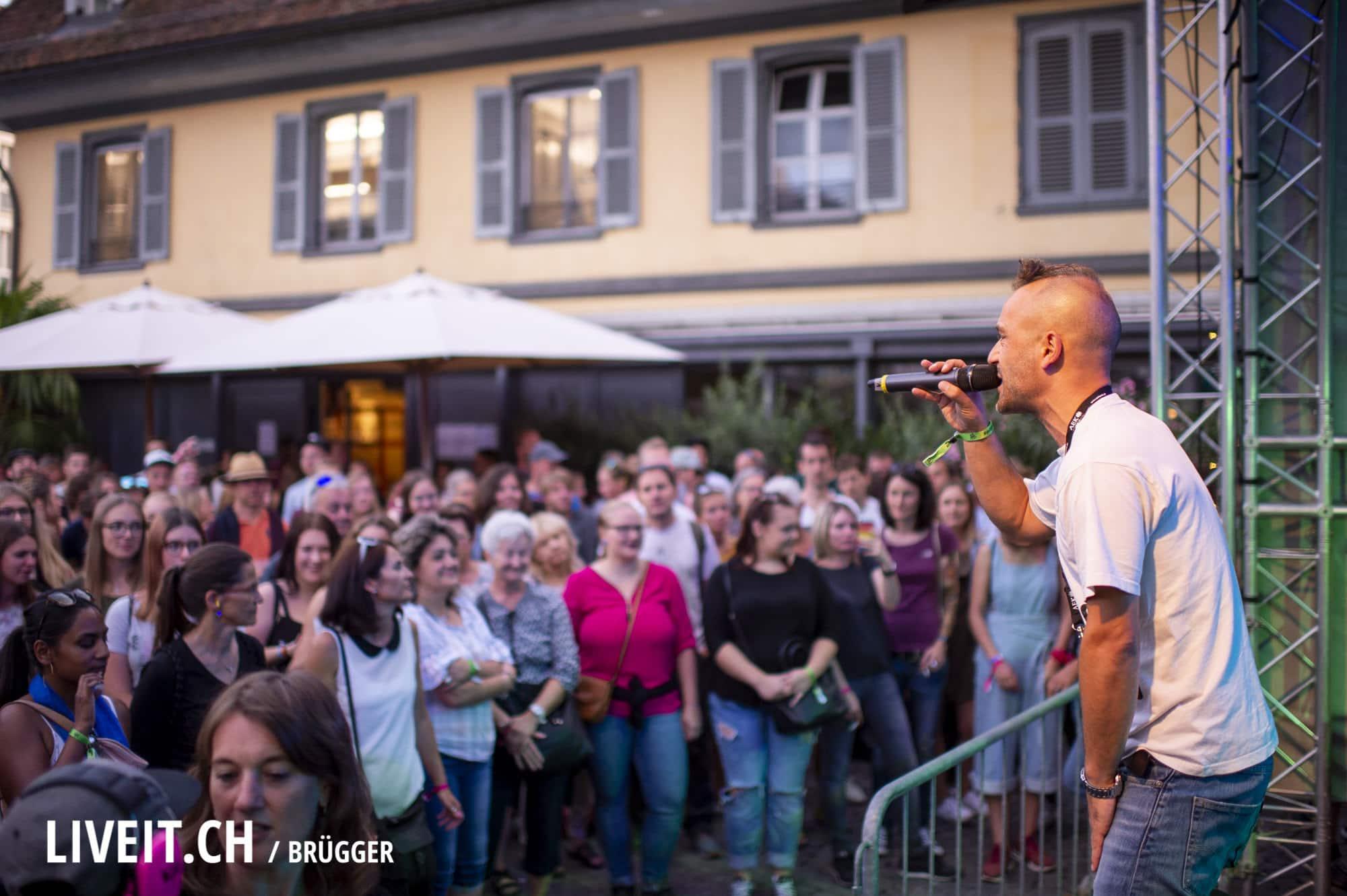 Churchhill Thunfest 2018 in Thun. (Dominic Bruegger for liveit.ch)