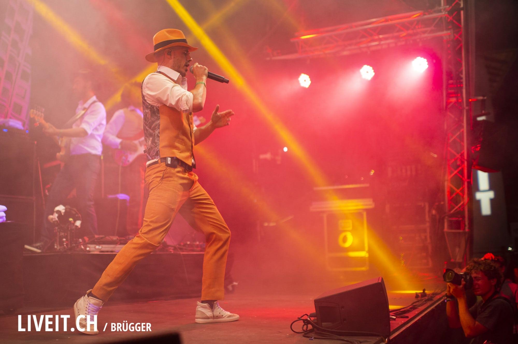 Dodo Thunfest 2018 in Thun. (Dominic Bruegger for liveit.ch)