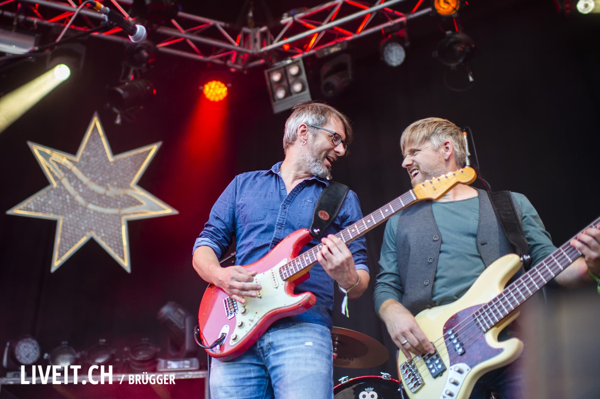 George Thunfest 2018 in Thun. (Dominic Bruegger for liveit.ch)
