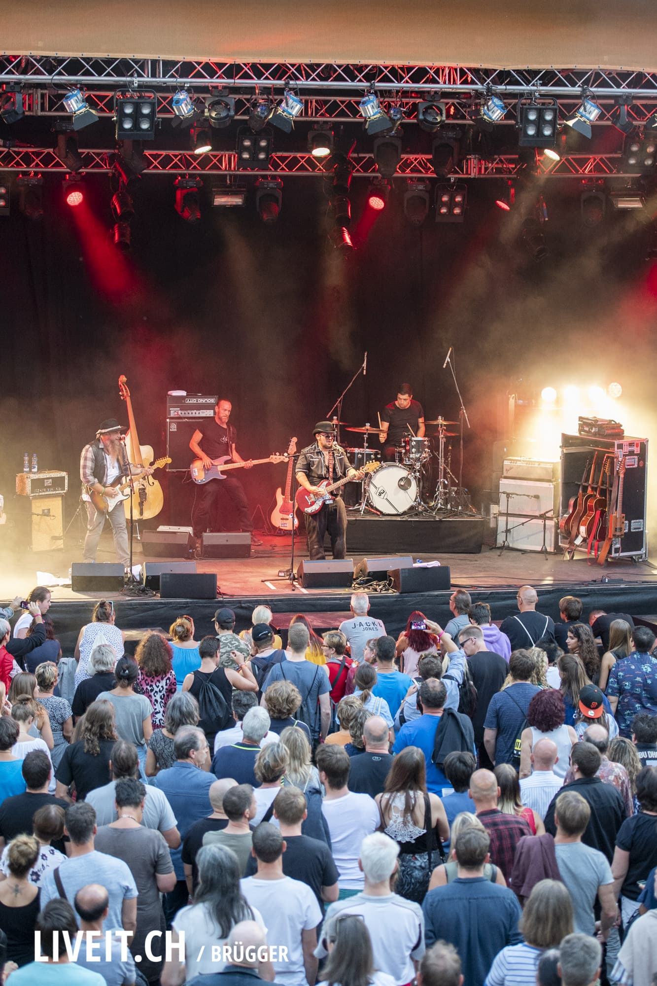 Marc Amacher Thunfest 2018 in Thun. (Dominic Bruegger for liveit.ch)