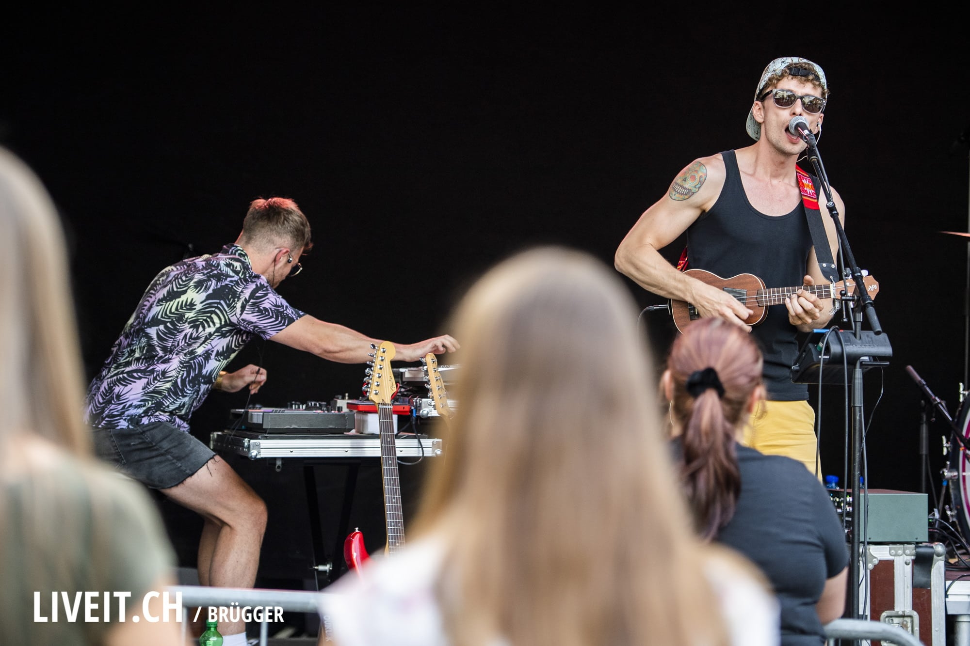One Lucky Sperm Thunfest 2018 in Thun. (Dominic Bruegger for liveit.ch)