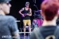 One Lucky Sperm Thunfest 2018 in Thun. (Dominic Bruegger for liveit.ch)