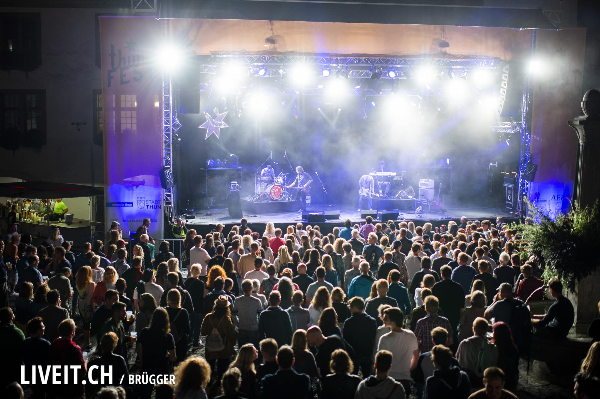 Span Thunfest 2018 in Thun. (Dominic Bruegger for liveit.ch)