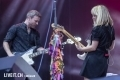 The Joy Formidable fotografiert Gurtenfestival 2018 in Bern. (Dominic Bruegger for liveit.ch)