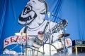 Seasick Steve fotografiert am Openair Gampel 2018. (Dominic Bruegger for liveit.ch)