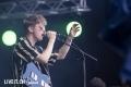 Stereo Honey fotografiert am Openair Gampel 2018. (Dominic Bruegger for liveit.ch)