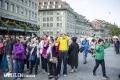 Gegenprotest: Marsch fürs Läbe stoppen am 15. September 2018 in der Stadt Bern. (Fotografiert von Dominic Bruegger für liveit.ch)