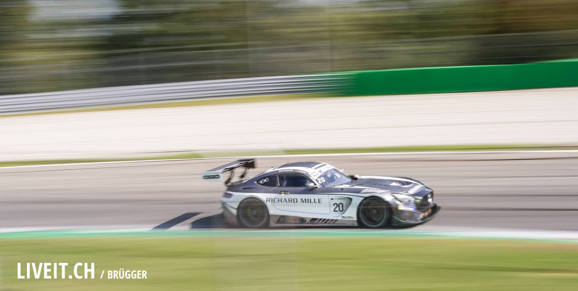 International GT Open, Race 2 am Sonntag 23. September 2018 in Monza (Fotografiert von Dominic Bruegger für liveit.ch)