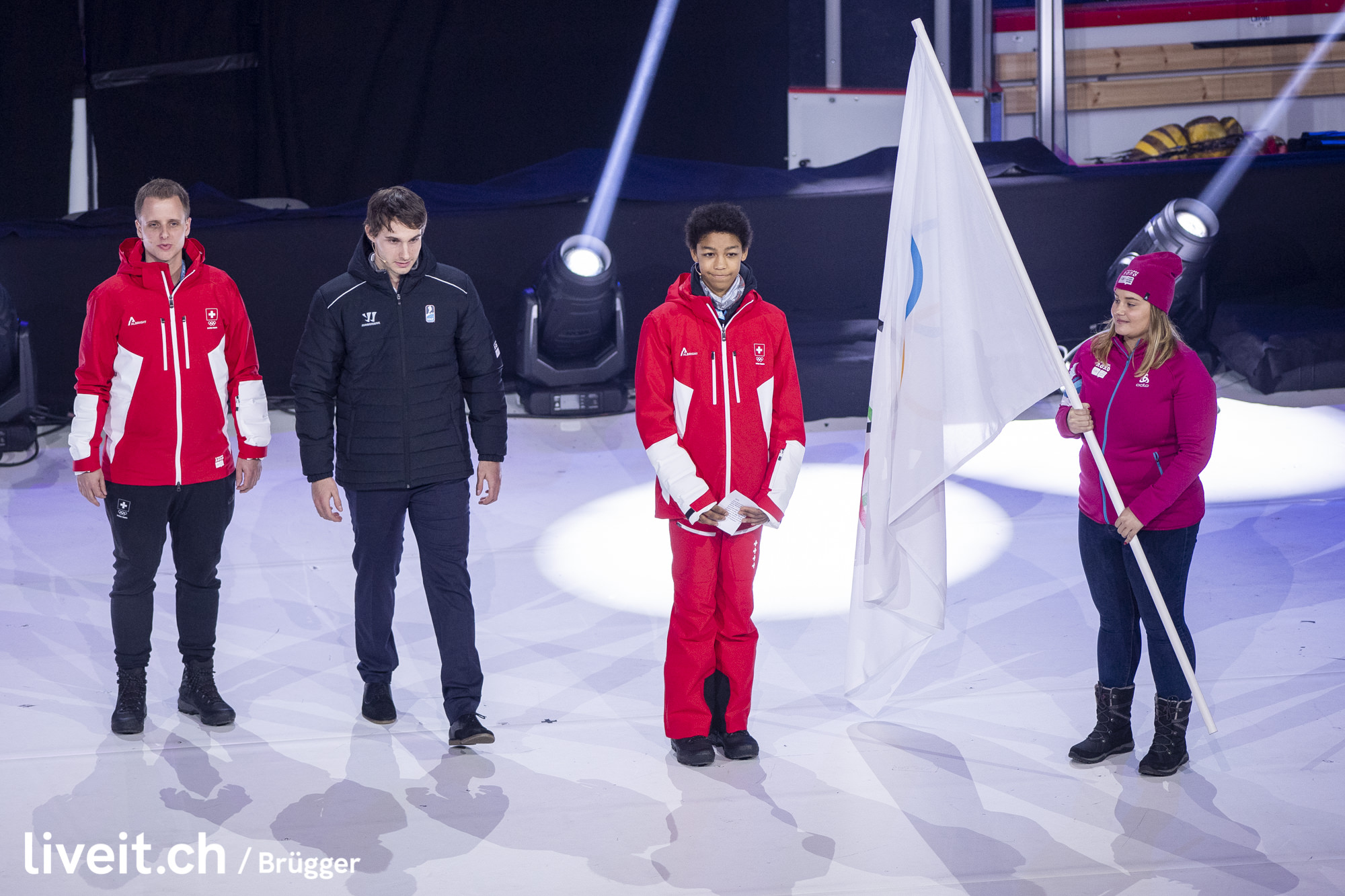 SWITZERLAND YOG LAUSANNE 2020 OPENING CEREMONY