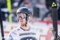 Bryce Bennett (USA) fotografiert am Freitag, 18. Januar 2019 am Lauberhornrennen in der Disziplin: Slalom Alpine Kombination. (Fotografiert von Dominic Bruegger liveit.ch)