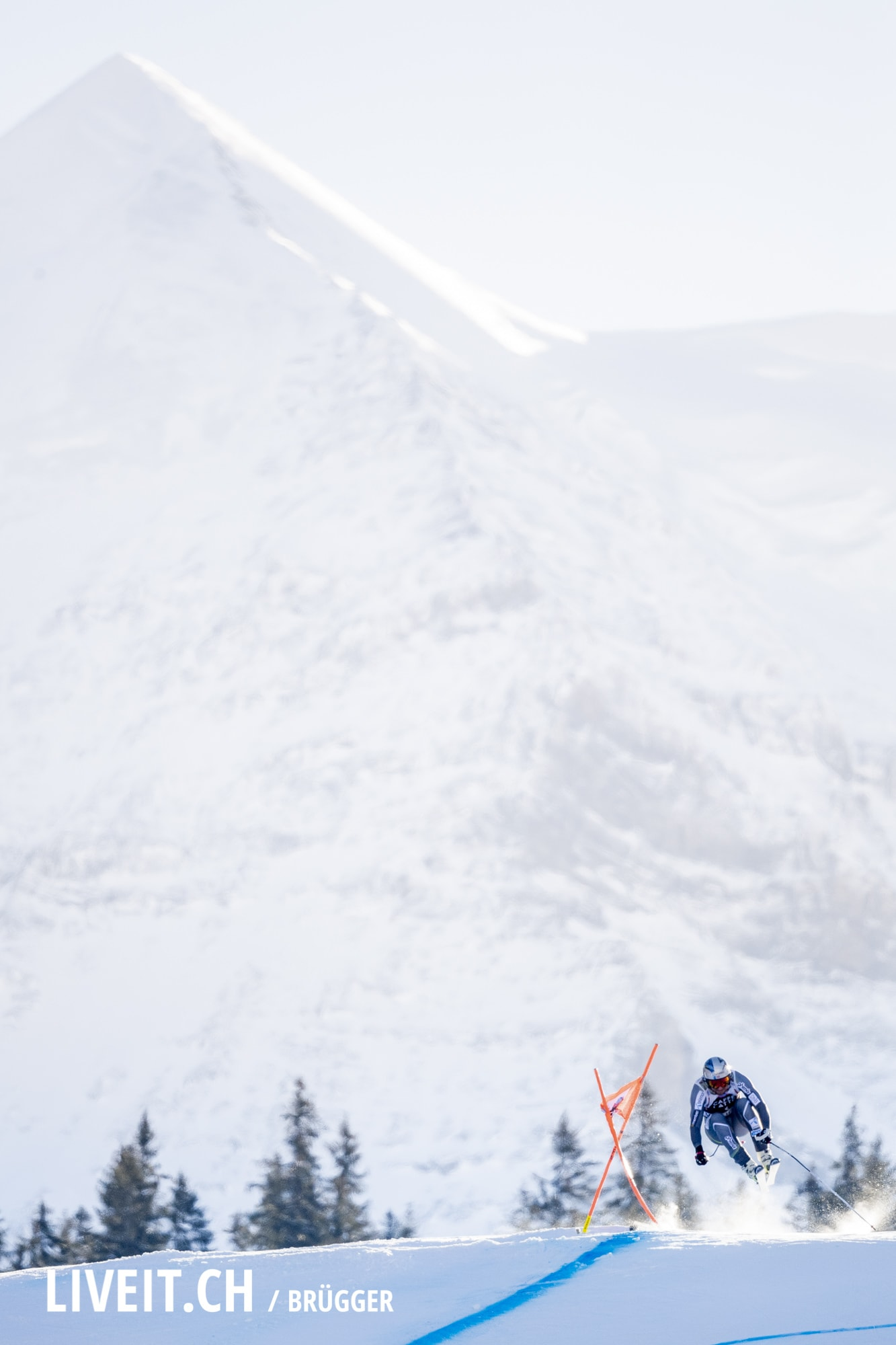 Aksel Lund Svindal (NOR) fotografiert am Samstag, 19. Januar 2019 am Lauberhornrennen in der Disziplin: Abfahrt. (Fotografiert von Dominic Bruegger liveit.ch)