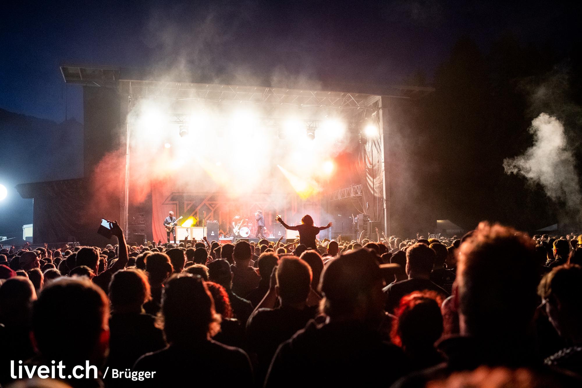 SCHWEIZ GREENFIELD FESTIVAL 2019 Bearthoot