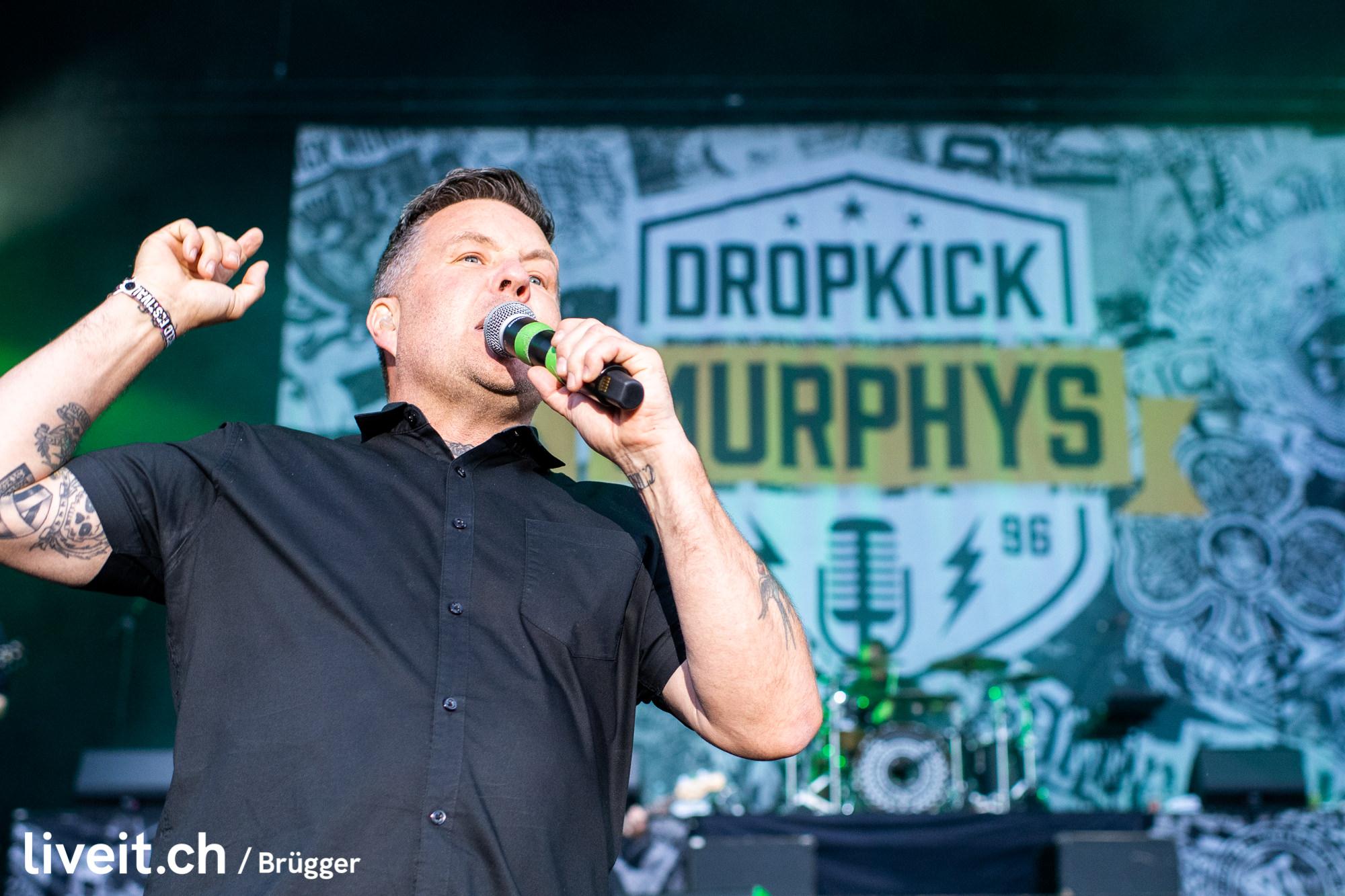 SCHWEIZ GREENFIELD FESTIVAL 2019 Dropkick Murphys