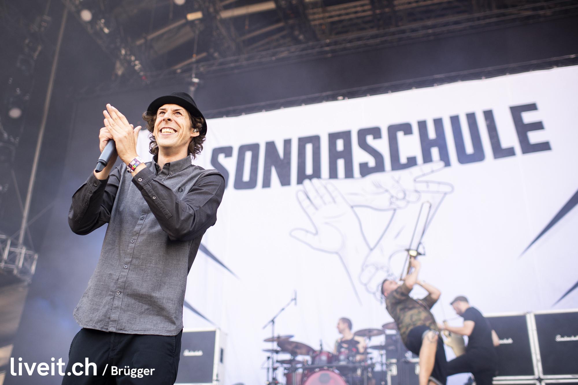 SCHWEIZ GREENFIELD FESTIVAL 2019 Sonderschule