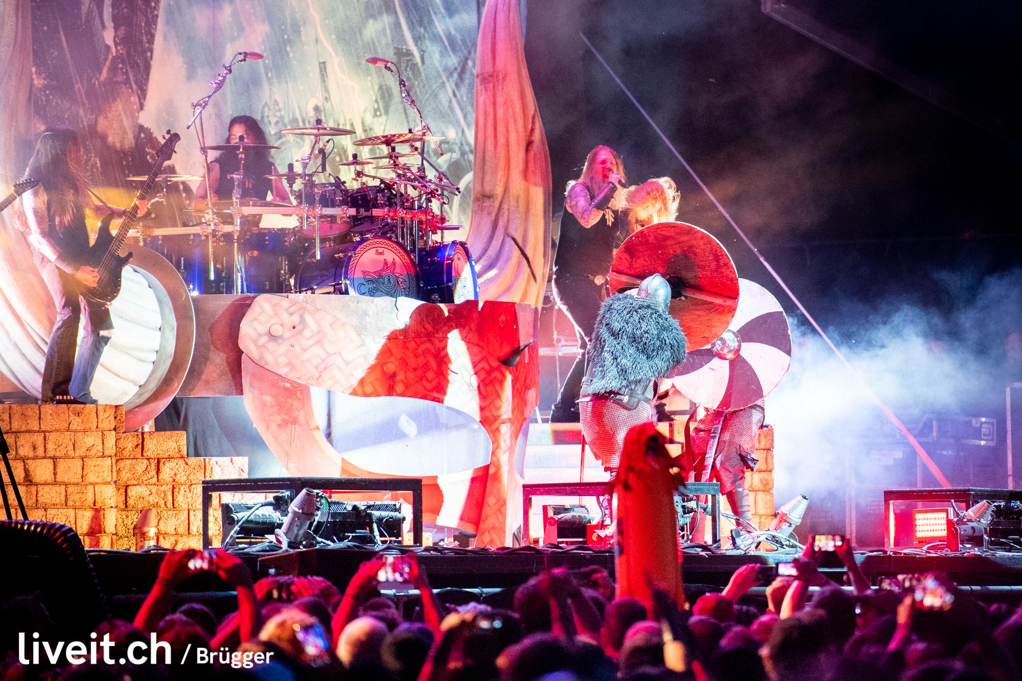SCHWEIZ GREENFIELD FESTIVAL 2019 Amon Amarth