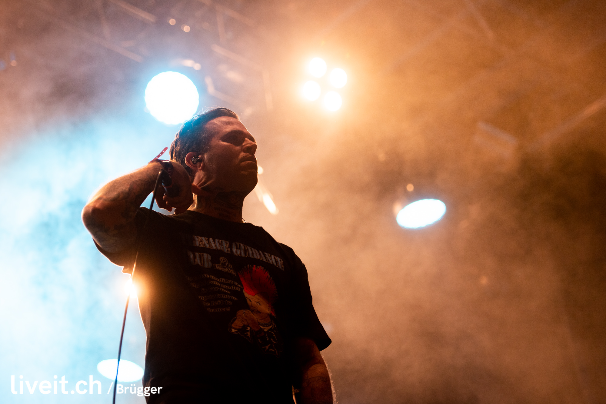 SCHWEIZ GREENFIELD FESTIVAL 2019 The Amity Affliction