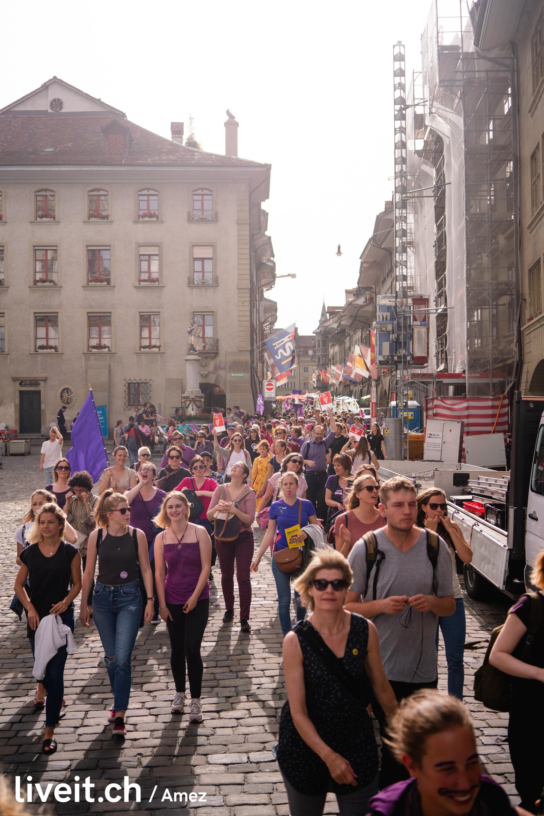 Frauenstreik_Bern