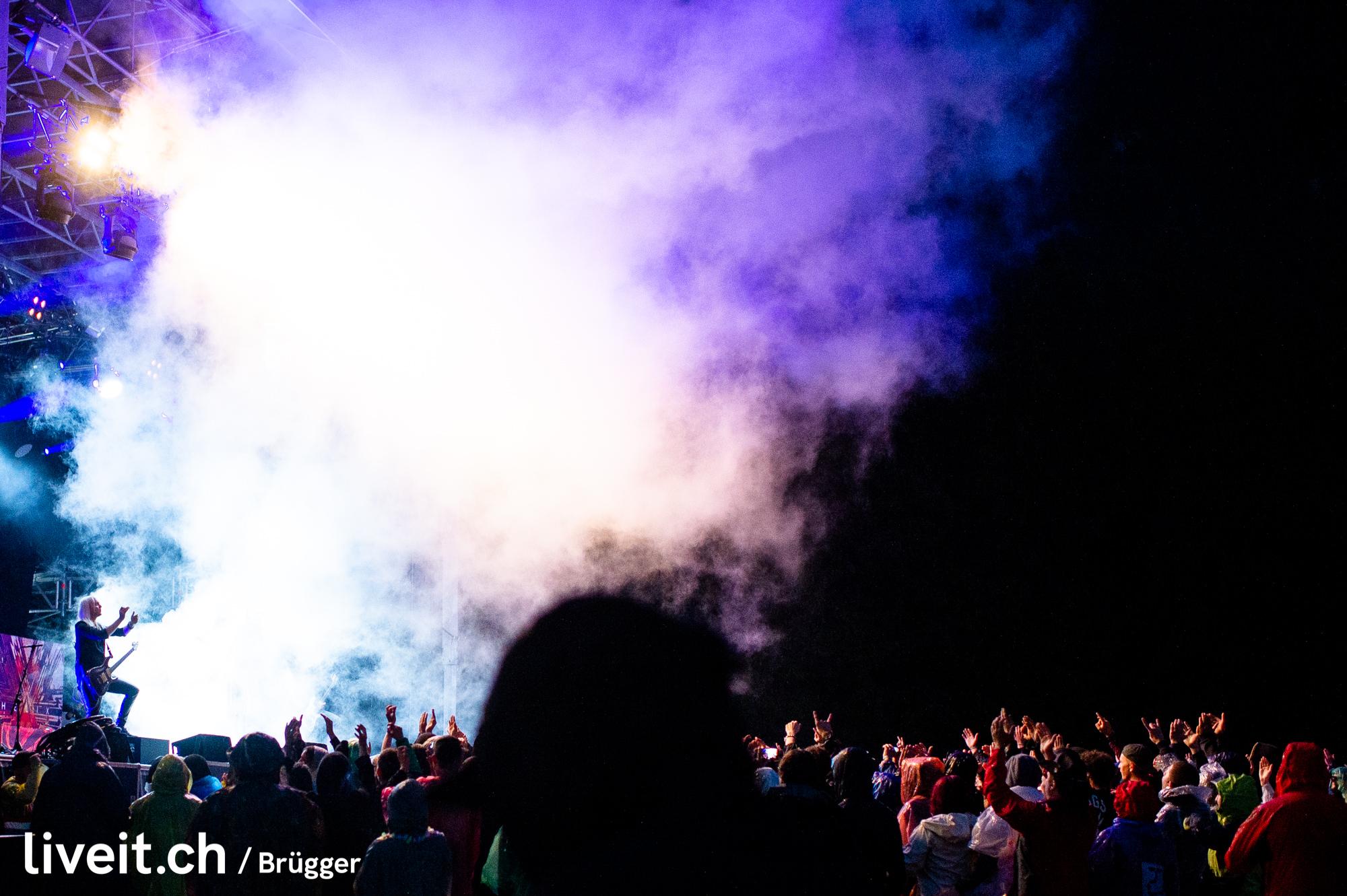 SCHWEIZ GREENFIELD FESTIVAL 2019 Amaranthe