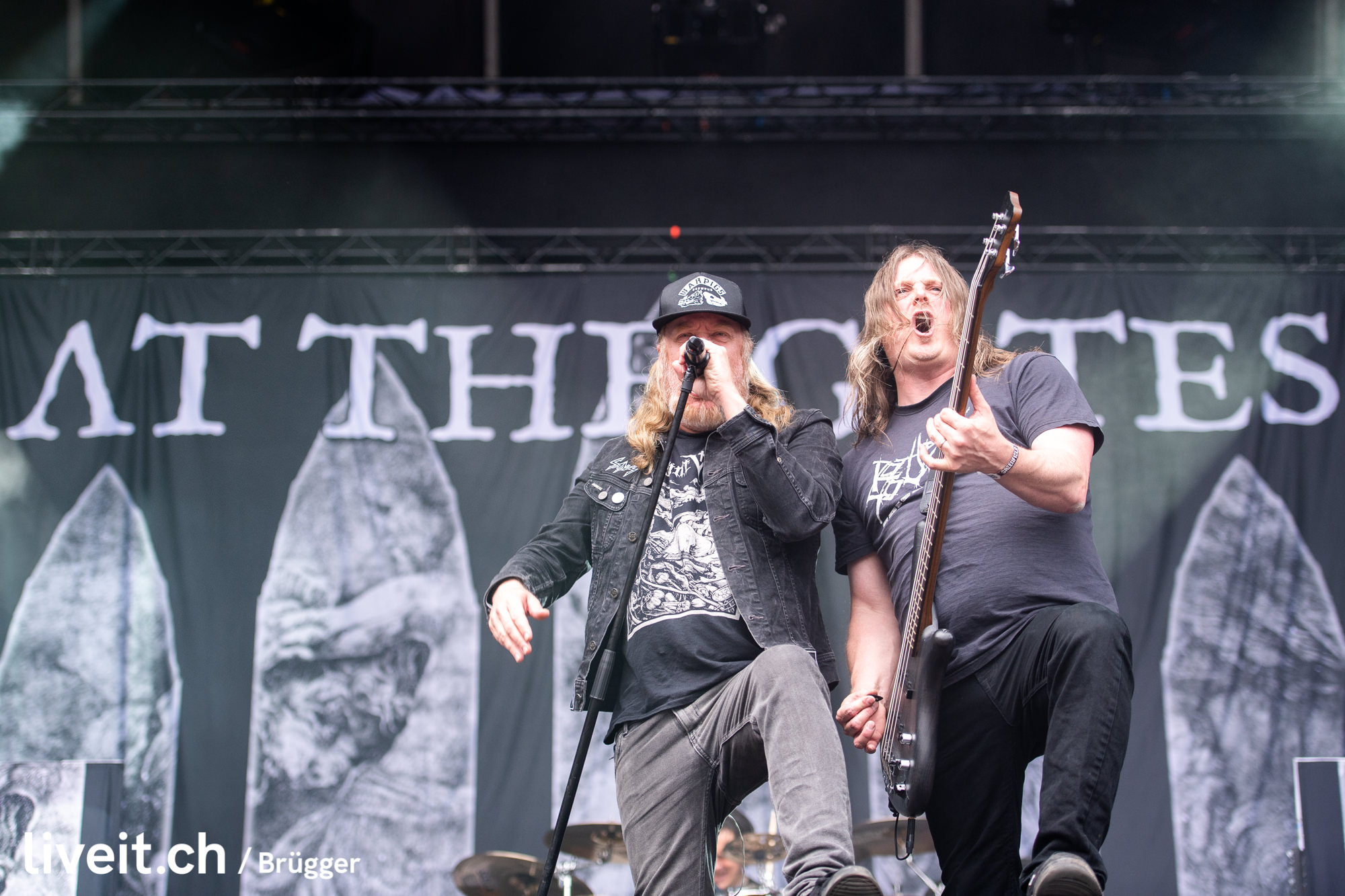 SCHWEIZ GREENFIELD FESTIVAL 2019 At The Gates