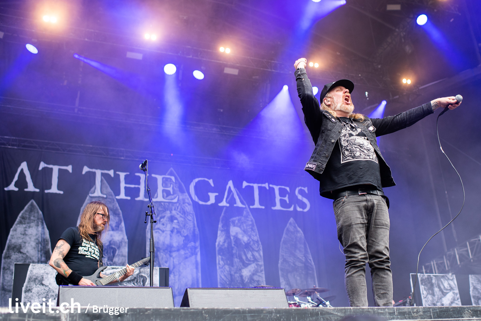 SCHWEIZ GREENFIELD FESTIVAL 2019 At The Gates