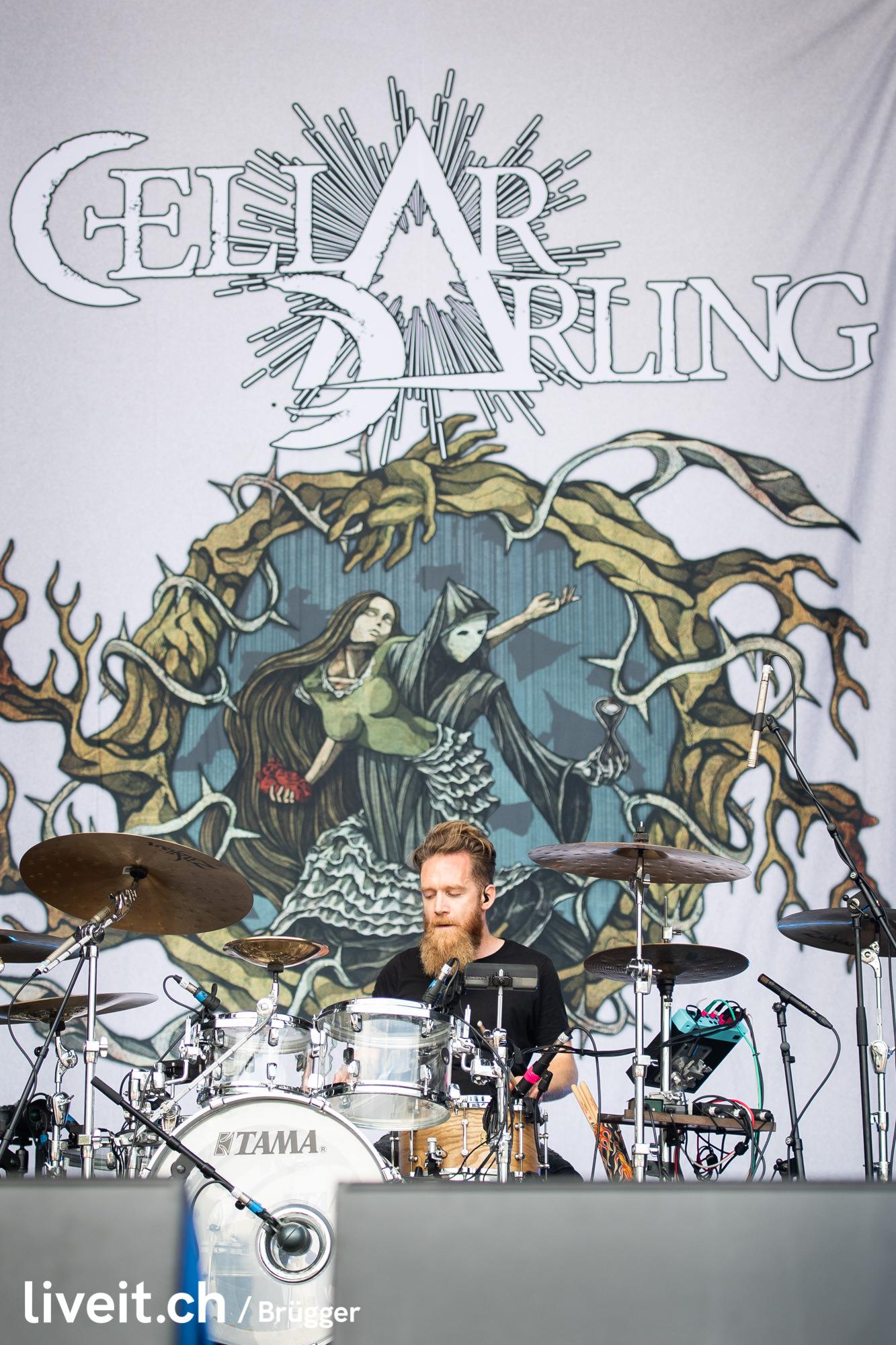 SCHWEIZ GREENFIELD FESTIVAL 2019 Cellar Darling