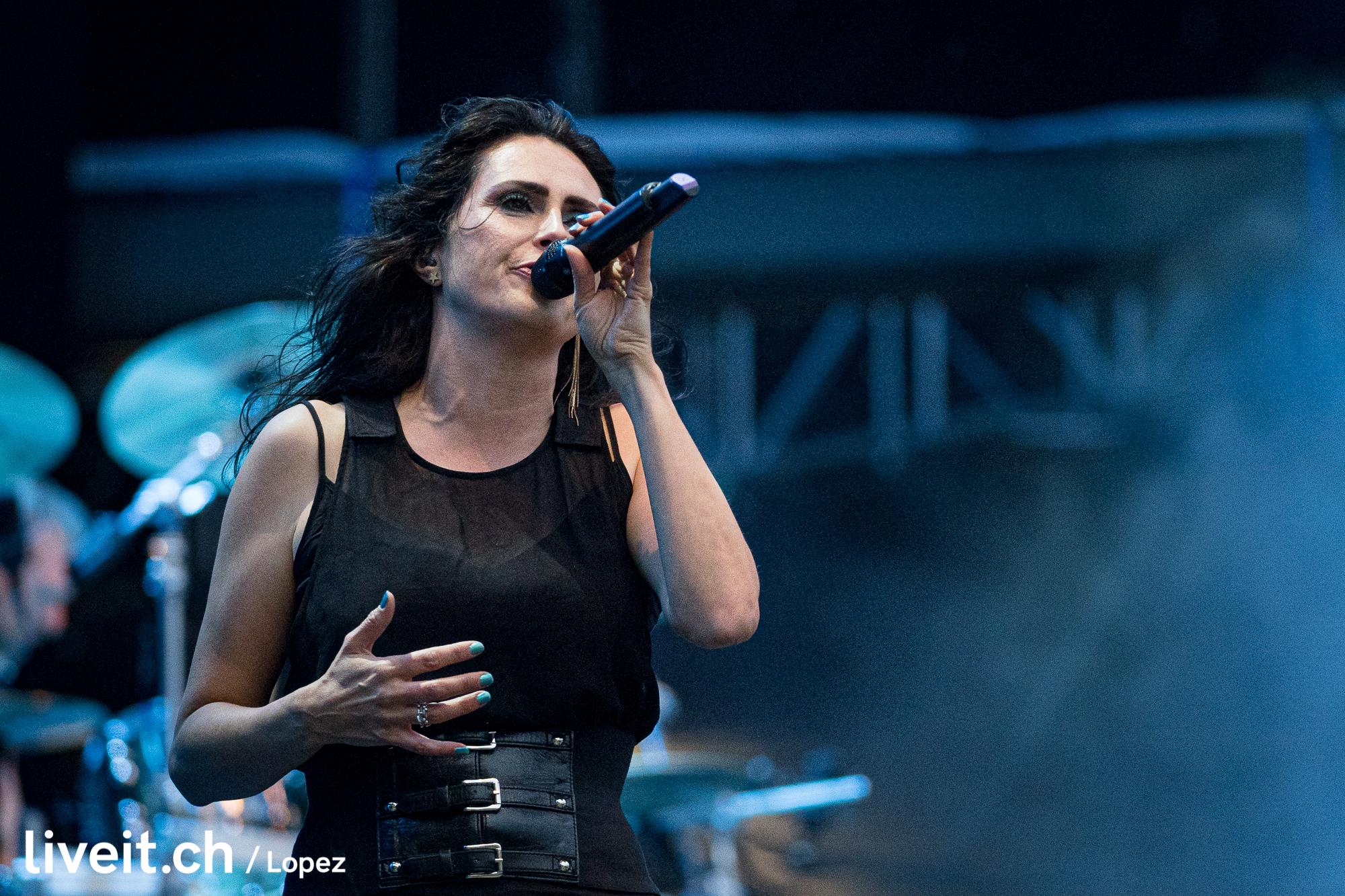 SCHWEIZ GREENFIELD FESTIVAL 2019 Within Temptation