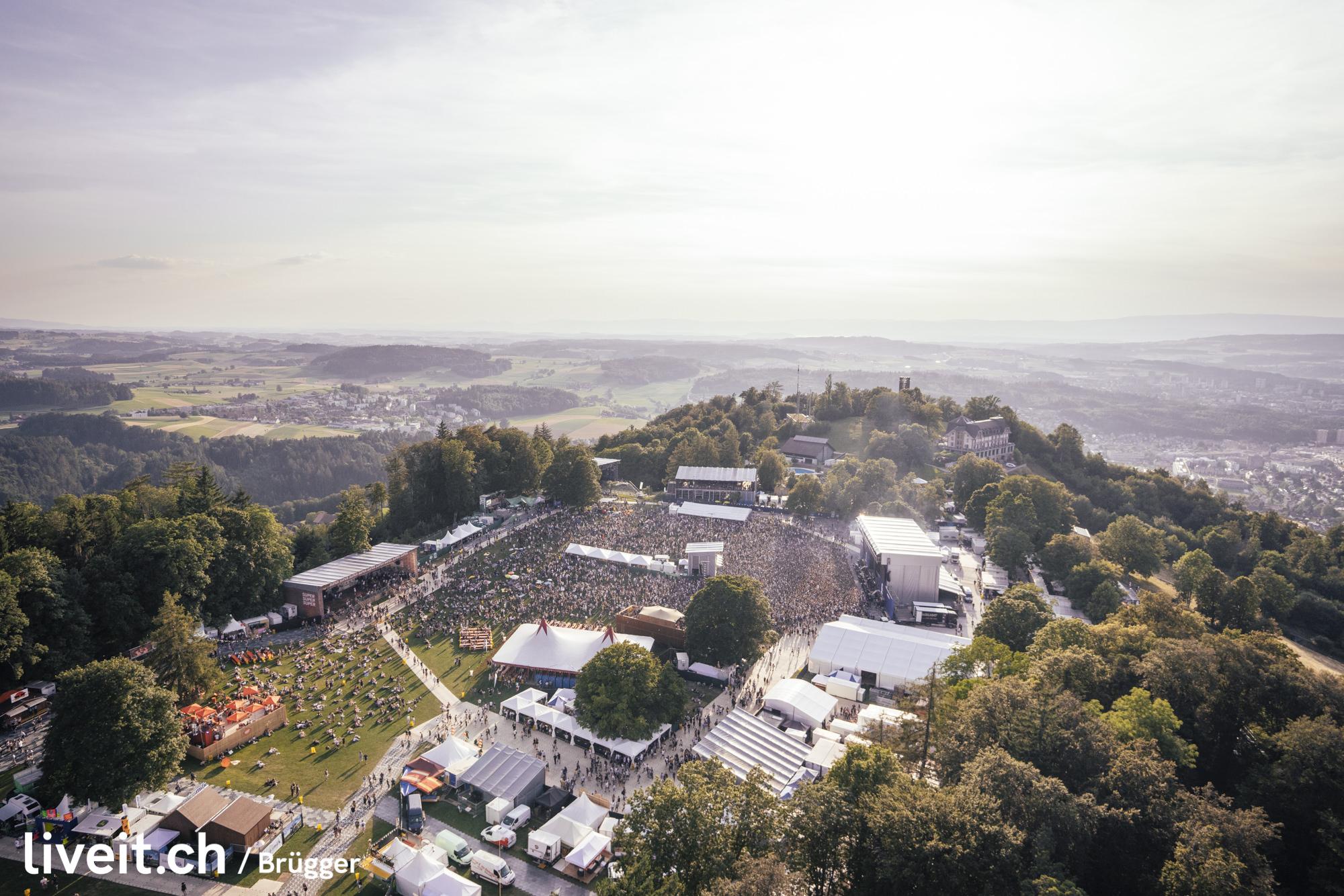 AnnenMayKantereit am Gurtenfestival 2019