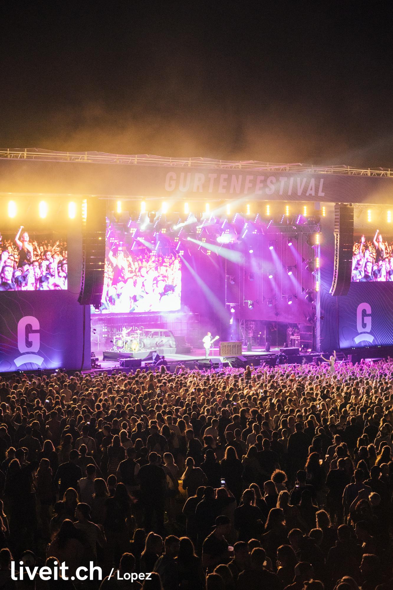 Twenty One Pilots am Gurtenfestival 2019
