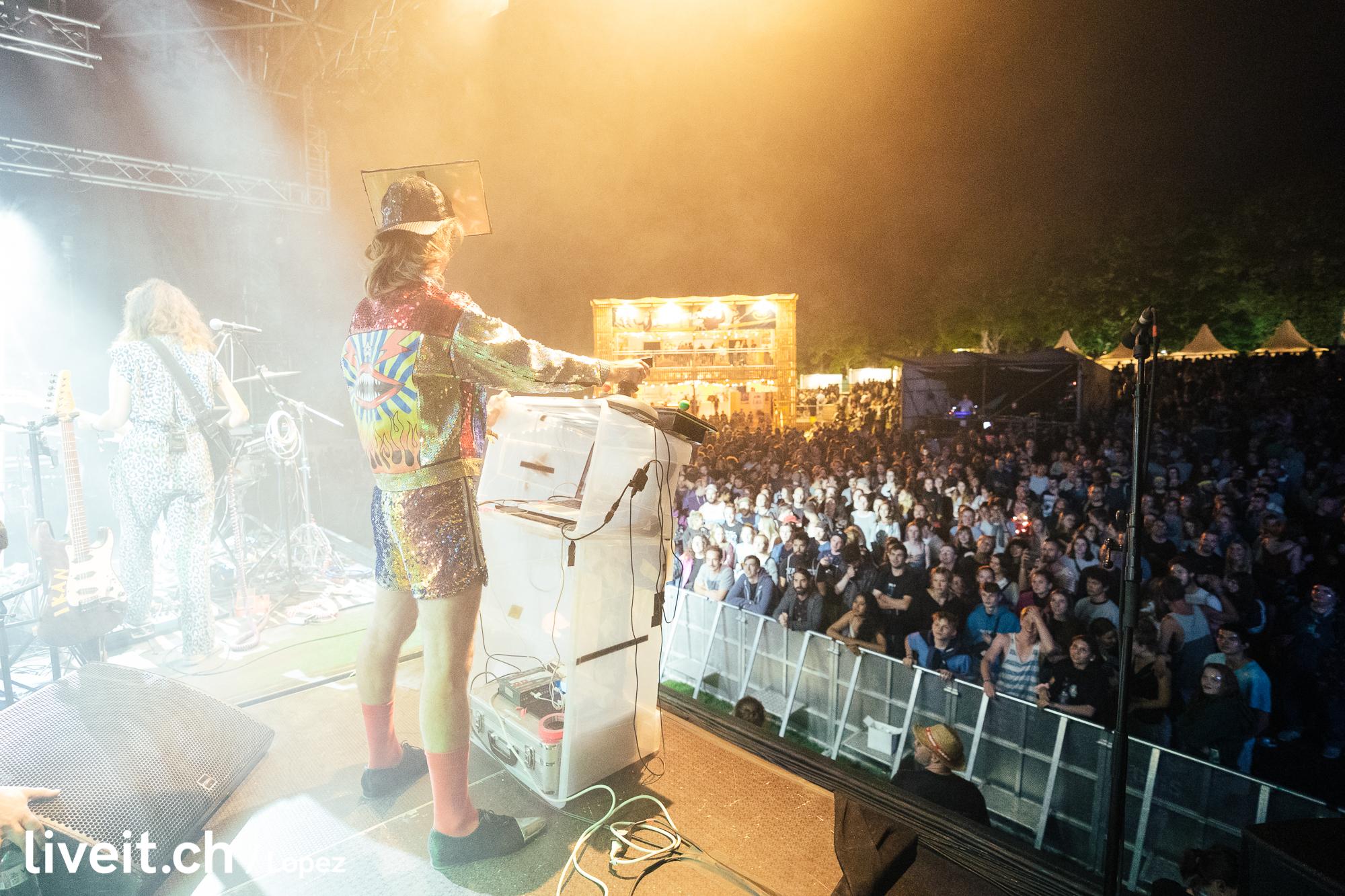 Ikan Hay am Gurtenfestival 2019